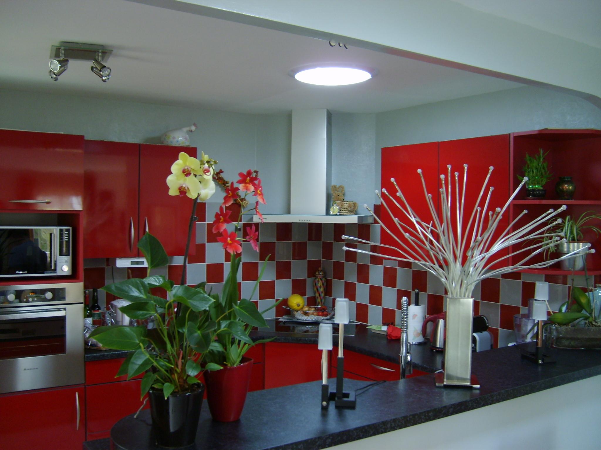 Cuisine - tubes de lumières SOLARSPOT®