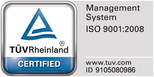 ISO 9001 SOLARSPOT