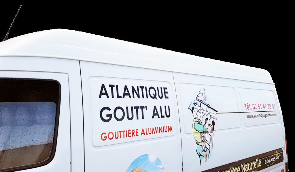 Camion Atlantique Goutt'Alu