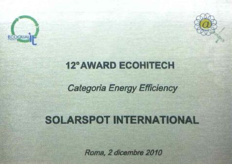 12e Award Ecohitech